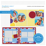 First Day StoryBook Legacy™ Bundle