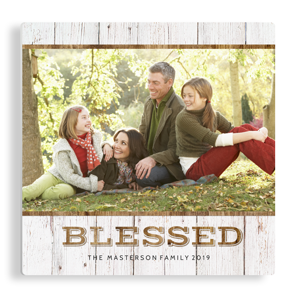 Simply Blessed Panel Panel
