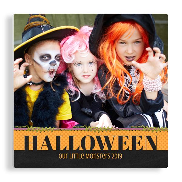 Halloween Holiday Panel Panel