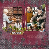 Autumntime Predesigned & Editable Pages