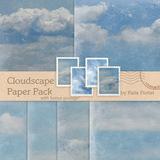 Cloudscapes No. 01 Paper Pack