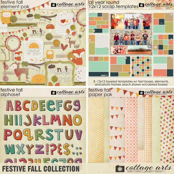 Festive Fall Collection