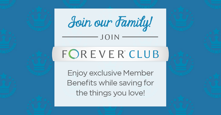 Join FOREVER Club!