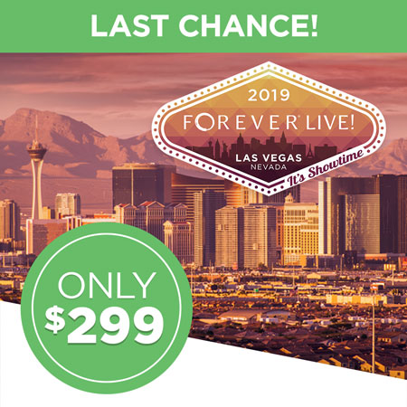 Last chance to score FOREVER Live! 2019 tickets!