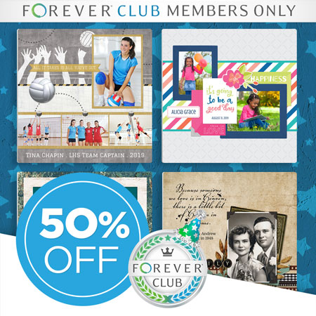 Save 50% on BRAND NEW FOREVER Print Wall Panels!