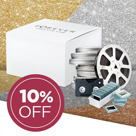 BLOWOUT SALE: Save 10% on media conversion boxes!