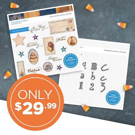 $29.99 StoryBook Legacy™ Jewel Celebration Bundle!