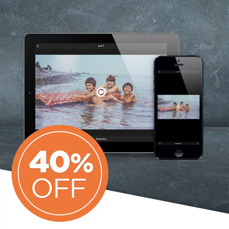 Save 40% on FOREVER a Permanent Premium Video single payment!