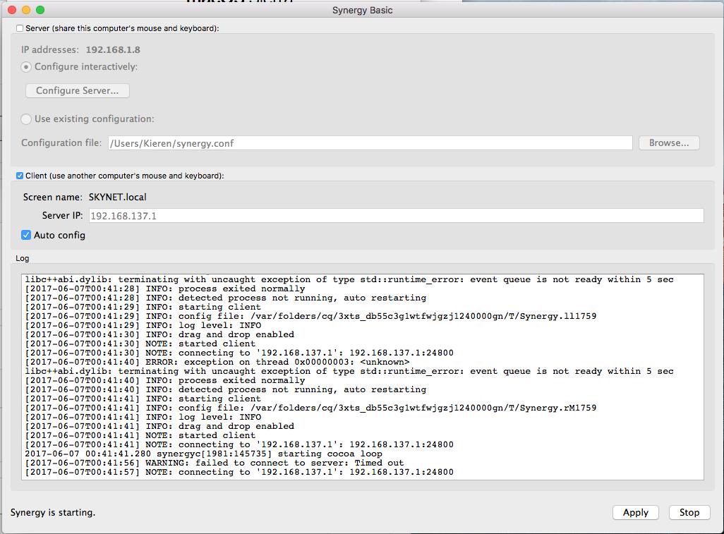 cybera client 1.8