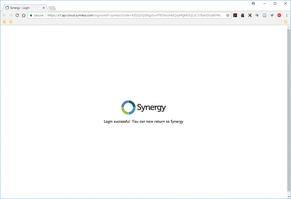 synergy login successful.PNG