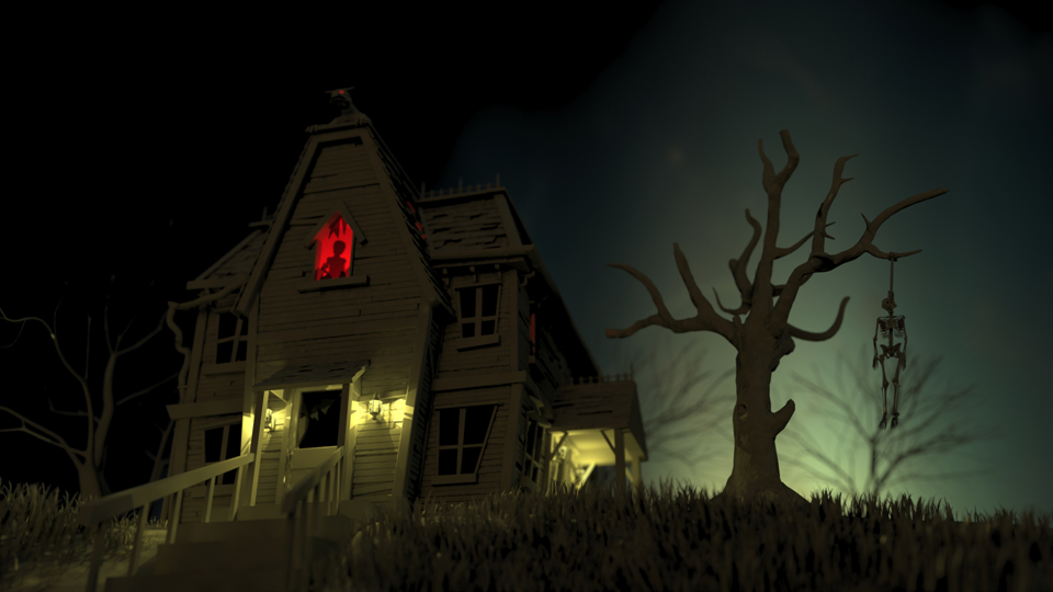 The foundry community forums cartoon haunted house - Cartoon haunted house pics ...