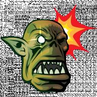 Badbeard Axe Slap