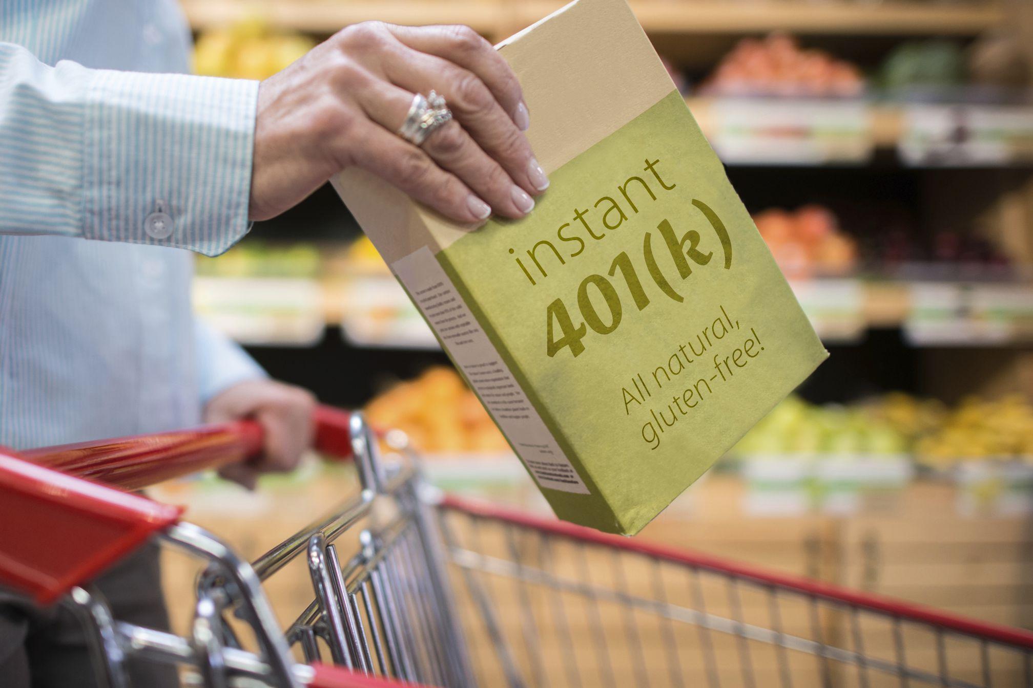 consumerized 401(k)
