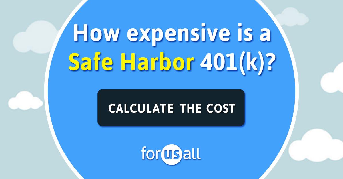 Safe Harbor 401(k) Calculator