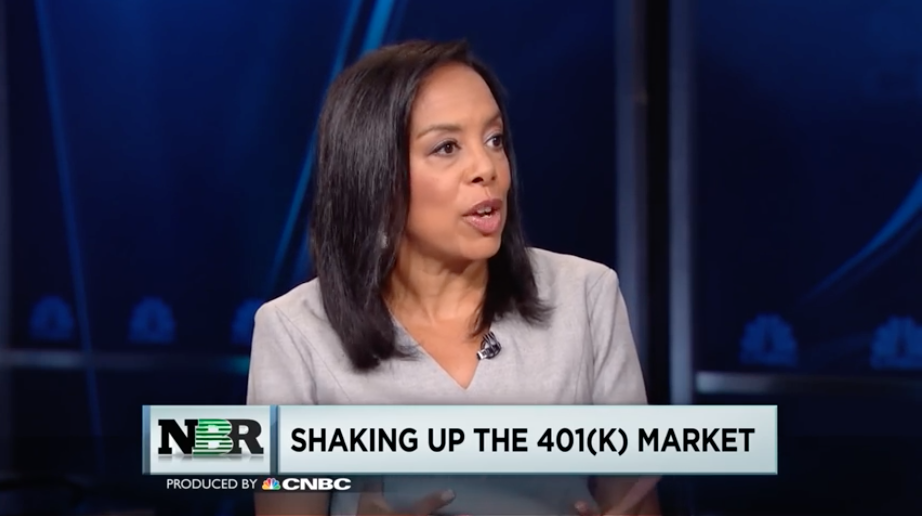 ForUsAll on CNBC: Shaking Up the 401(k) Market