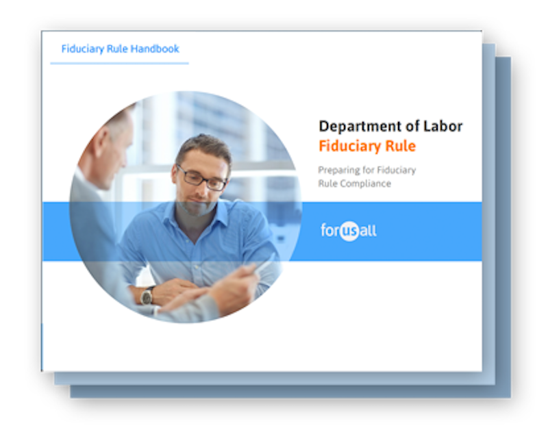 Department of Labor Fiduciary Rule: Basic Guidelines and Checklist