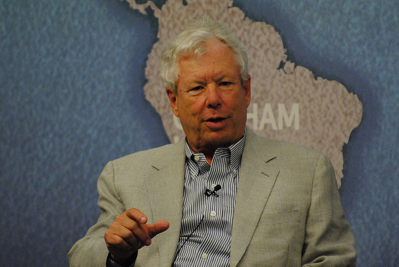 Richard Thaler 401k Nudge