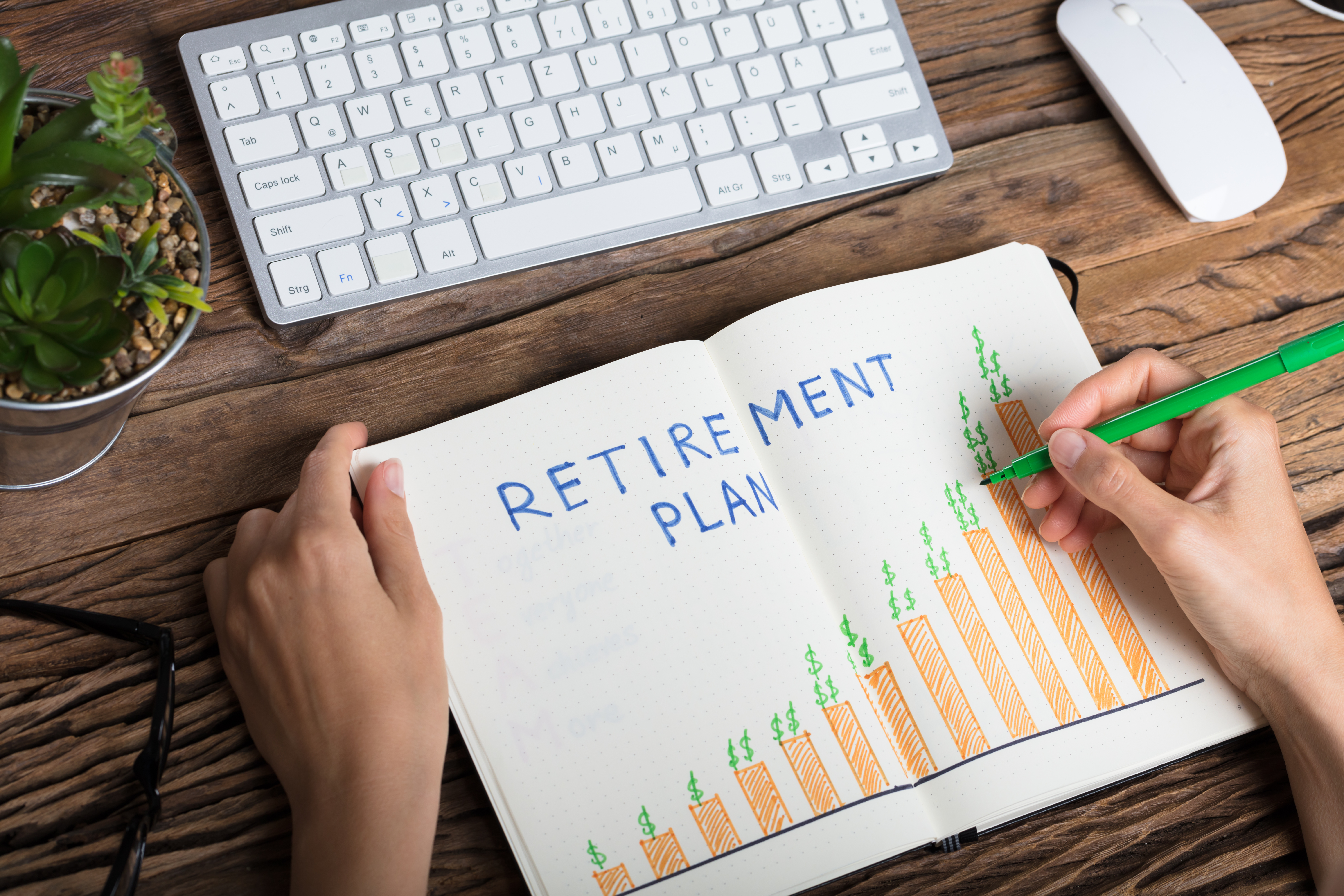 Play the long game with your 401(k)
