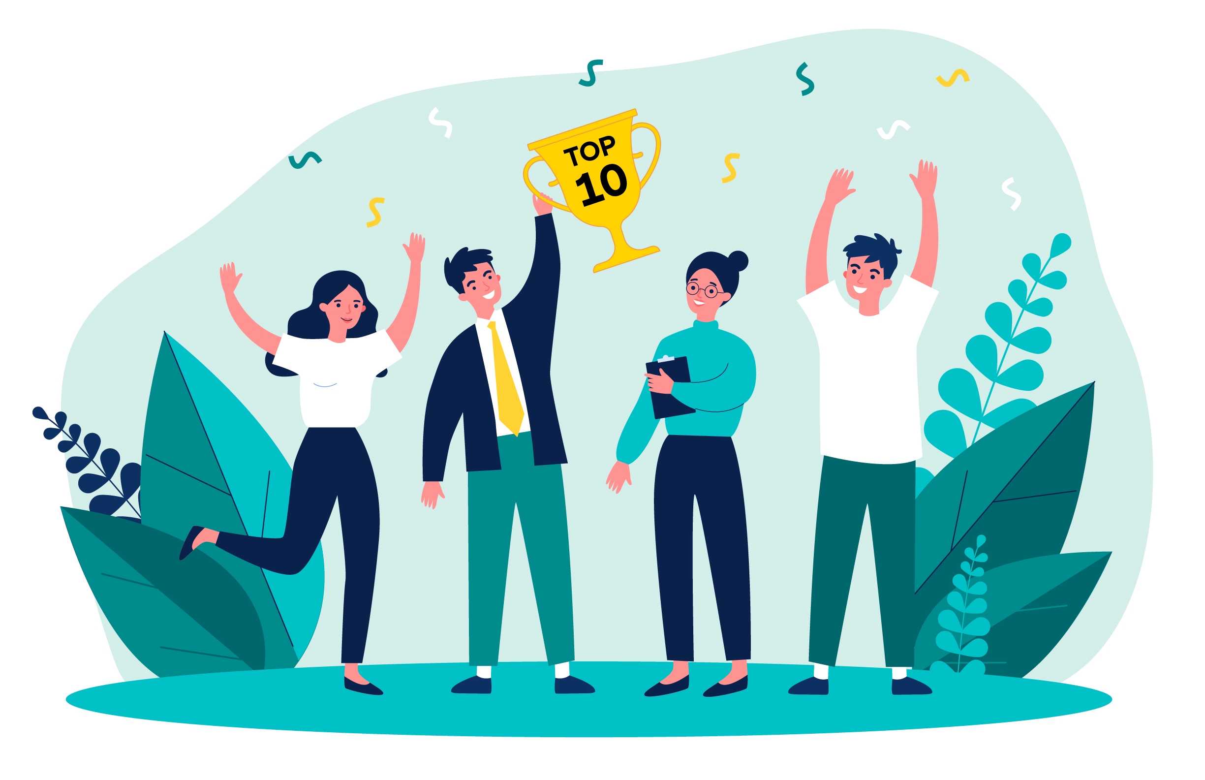 ForUsAll's Top 401(k) Providers