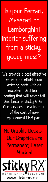Sticky rx refinishing solutions