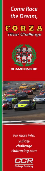 Challenge Club Racing Presents the FORZA Tifosi Challenge