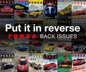 Forza magazine back issues