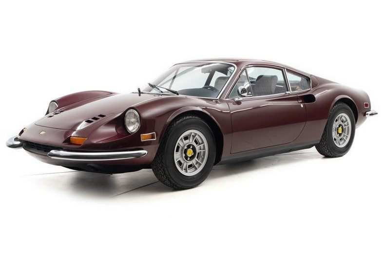 1972 246 GTS picture #1
