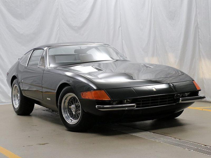 1971 365 GTB/4 Daytona picture #1