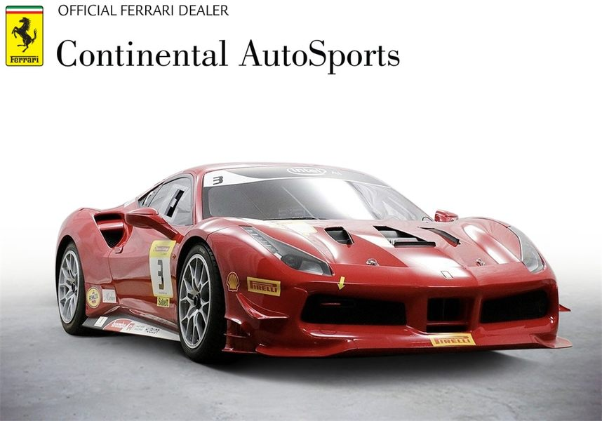 2020 488 GTB Challenge Race Car picture #1