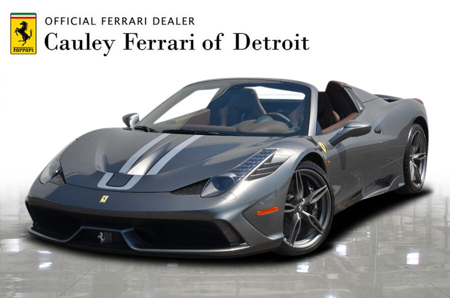 2015 458 Speciale A Convertible picture #1
