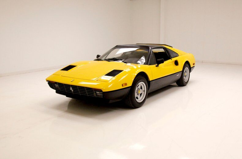 1978 308 GTS picture #1