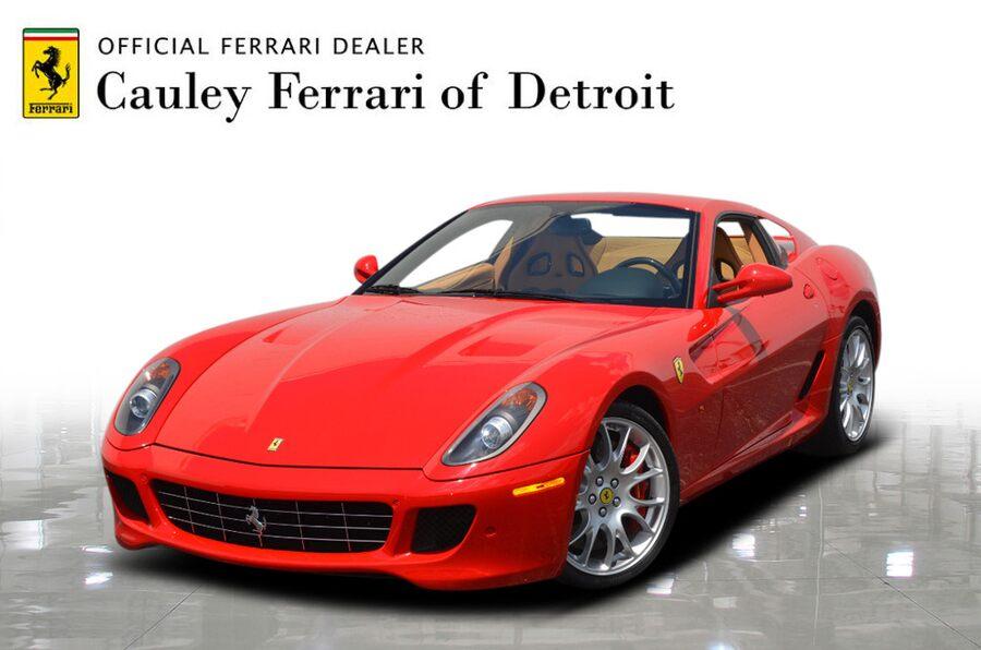 2007 599 GTB Fiorano GTB Fiorano F1 picture #1