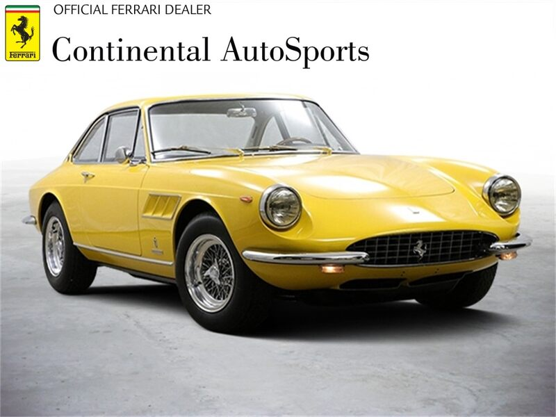 1968 330 GTC picture #1