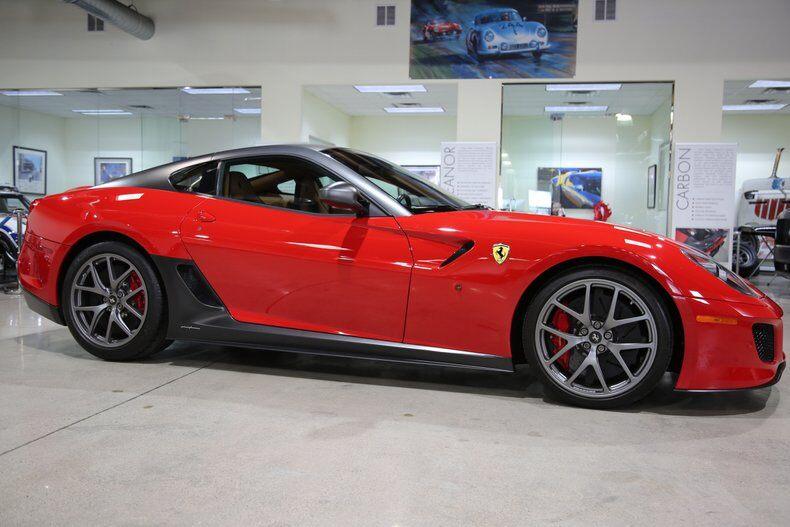 2011 599 GTO GTO picture #1