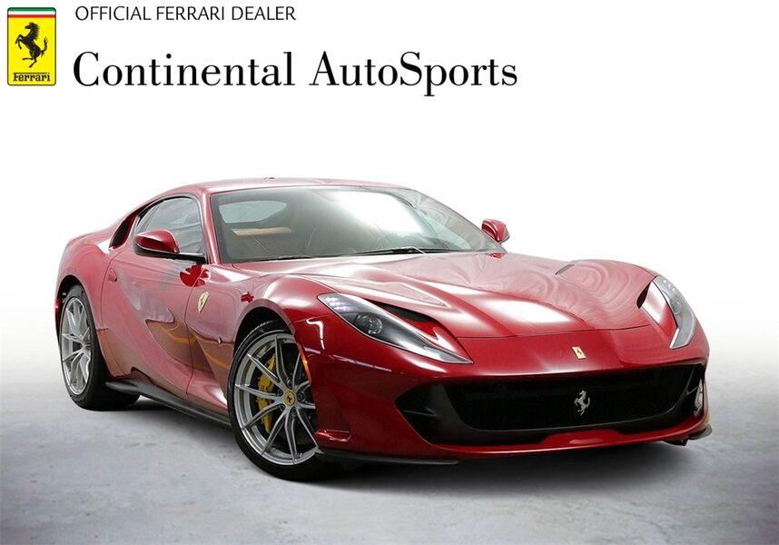 2018 812 Superfast picture #1