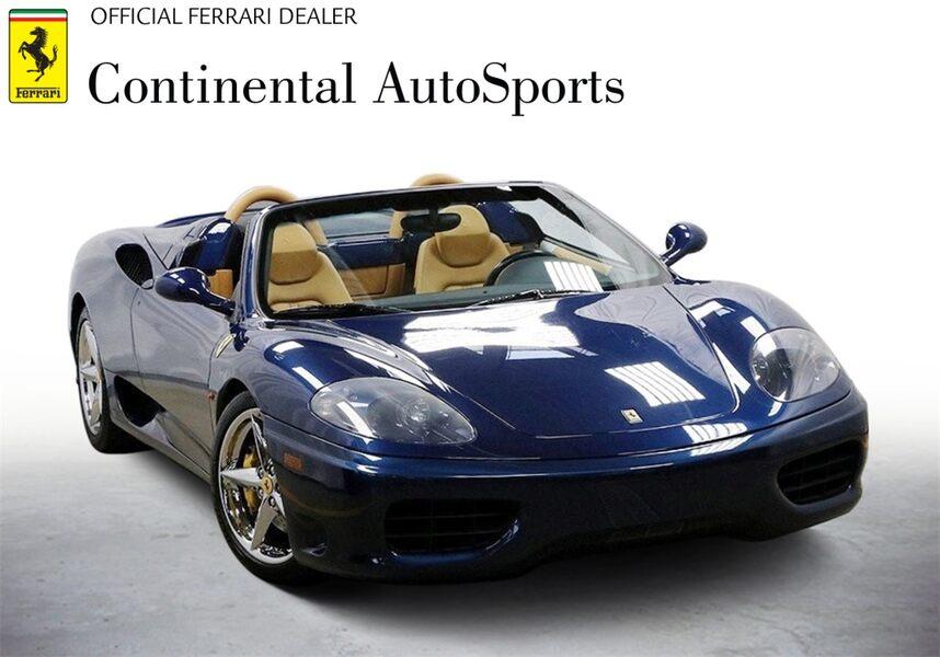 2004 360 Modena Spider picture #1