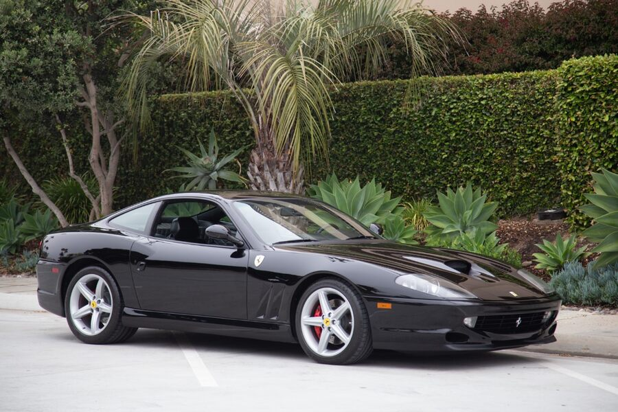 2000 Ferrari 550 Maranello picture #1