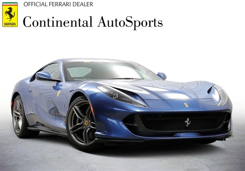 2019 812 Superfast picture #1