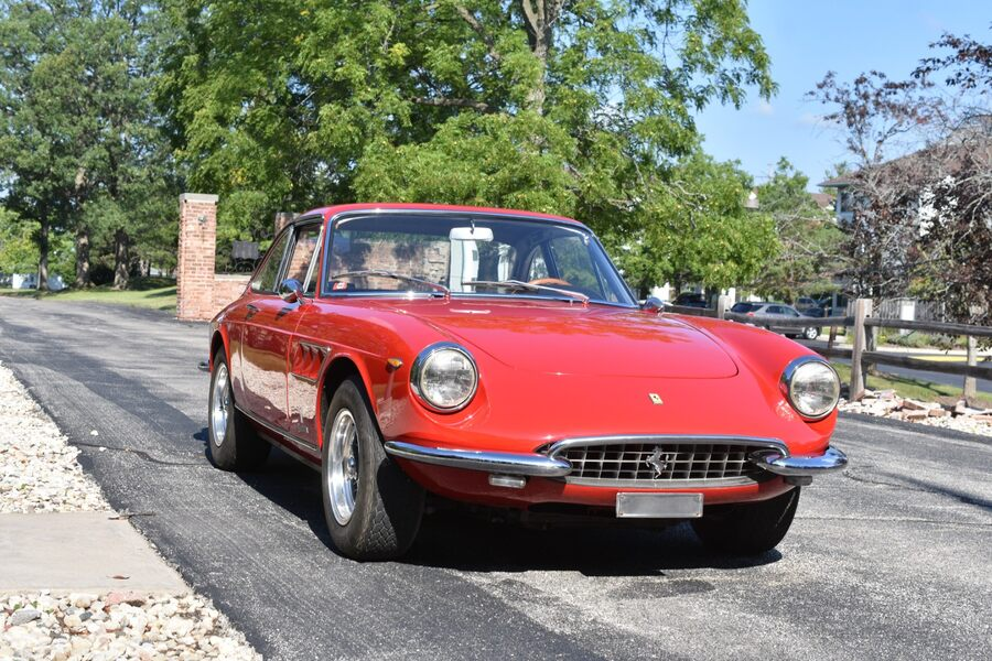 1967 330GTC picture #1