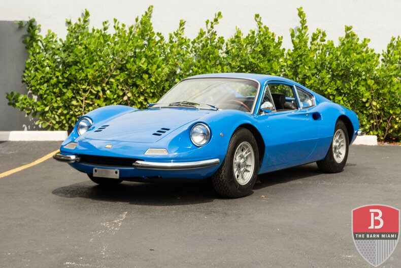 1970 Dino 246GT 'L Series' 246GT 'L Series' picture #1