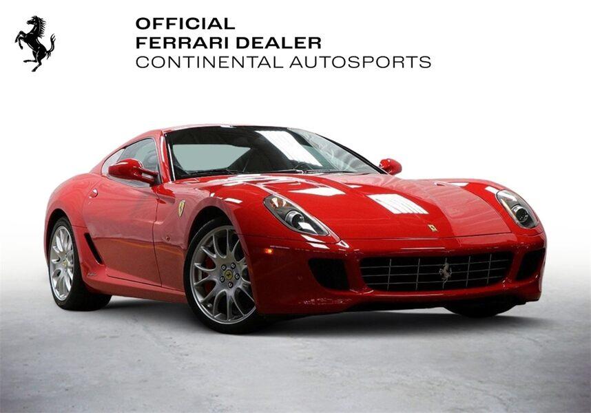 2007 599 GTB Fiorano picture #1