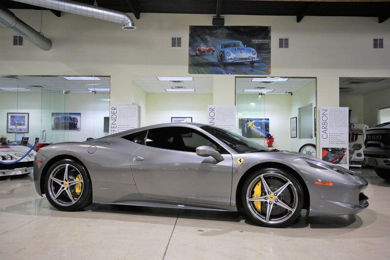 2012 458 Italia 2dr Cpe 2dr Cpe picture #1