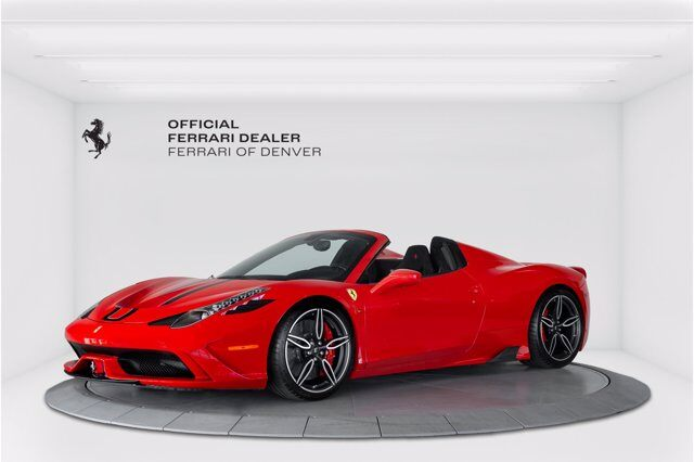 2015 458 Speciale A picture #1