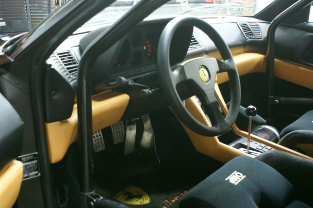 1990 348 ts challenge convertible