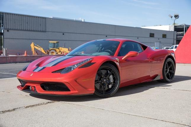 2015 458 speciale