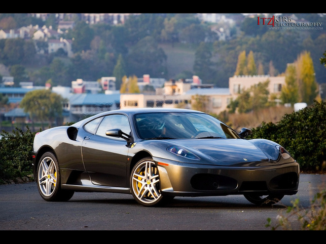 2007 f430 coupe coupe