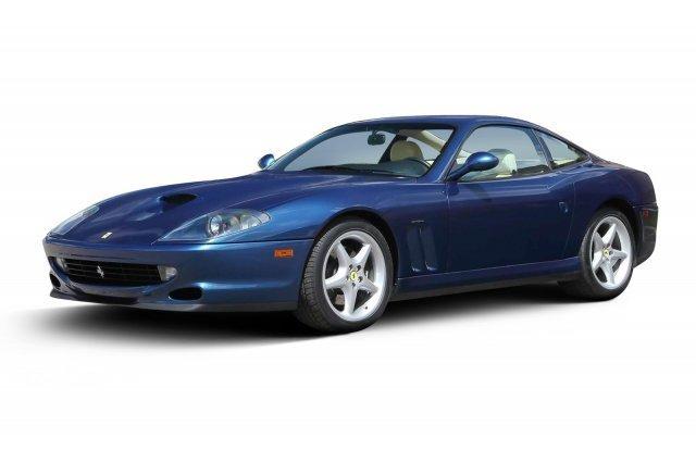 1998 550 maranello