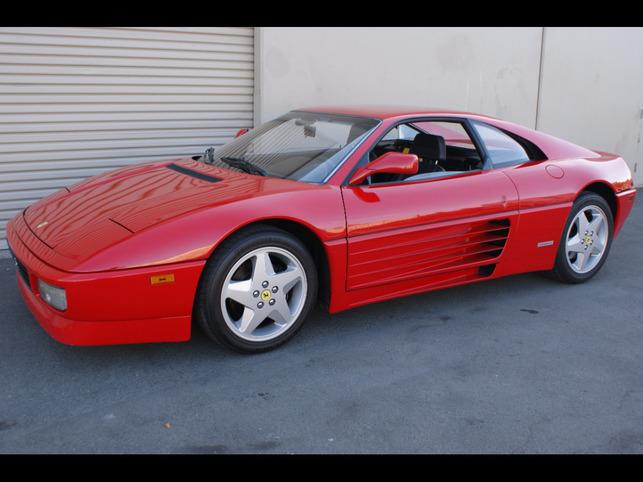 1994 348 tb coupe