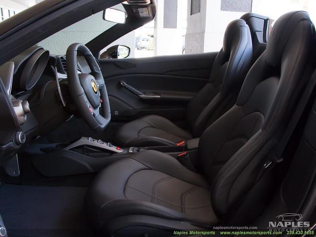 2017 488 spider convertible