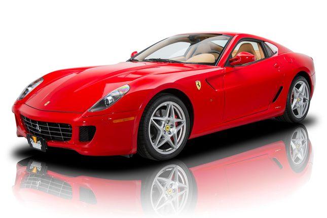 2006 599 gtb fiorano